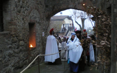 Living Nativity in Contignano