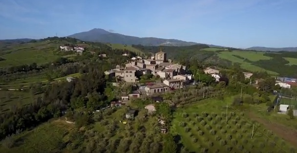 A video on Contignano and Val d'Orcia